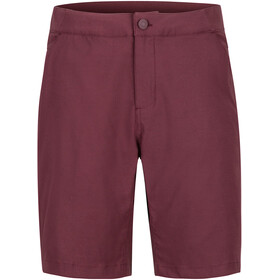 Marmot North McDowell Pantalones cortos Hombre, burgundy